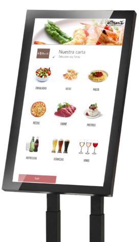 eRest - Carta electrónica interactiva